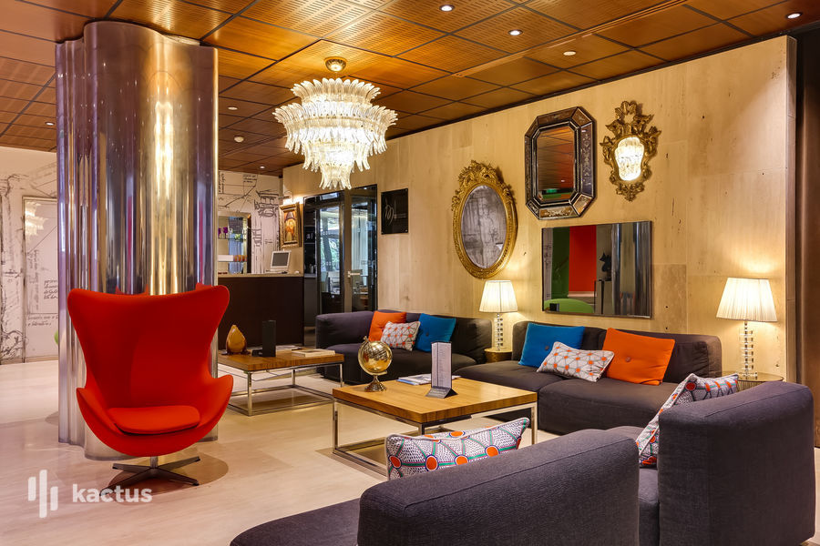 Hôtel Intercontinental Avenue Marceau ***** 49