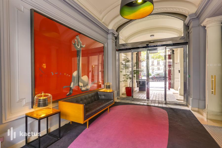 Hôtel Intercontinental Avenue Marceau ***** 55