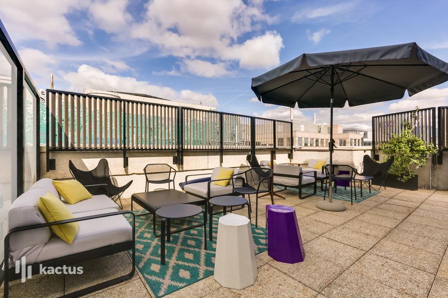 Hôtel Mercure Paris Boulogne **** Terrasse