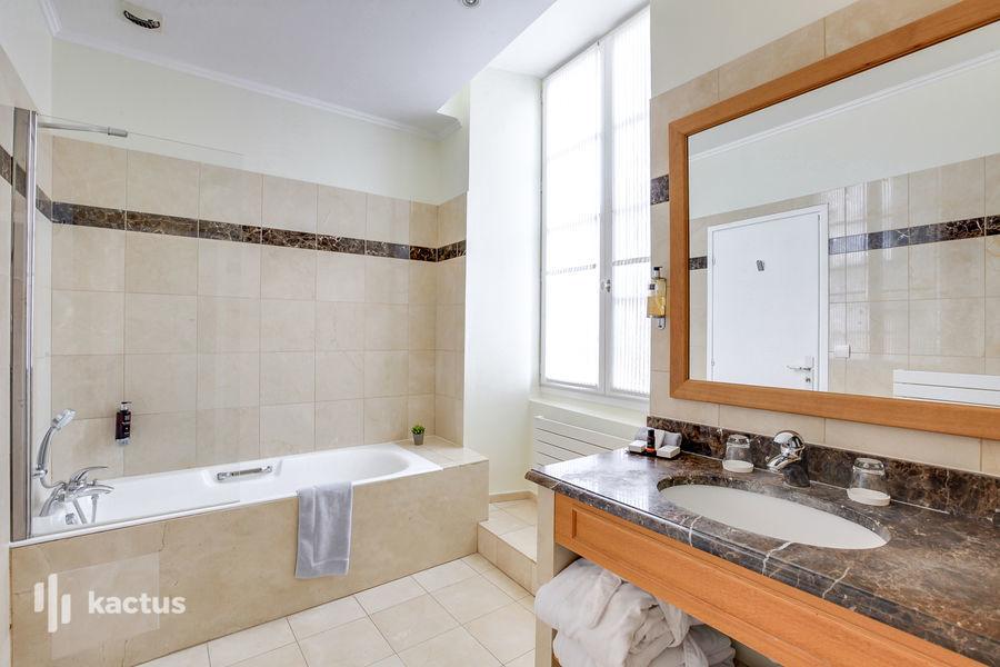 Hôtel Saint-Laurent *** Salle de bain