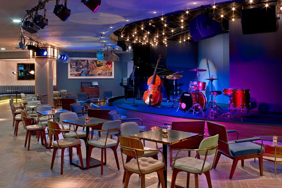 Le Méridien Étoile **** Jazz Club