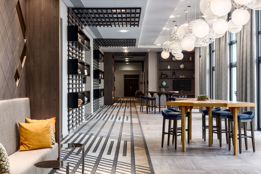 Paris Marriott Roissy Charles de Gaulle Airport Hotel **** Salon