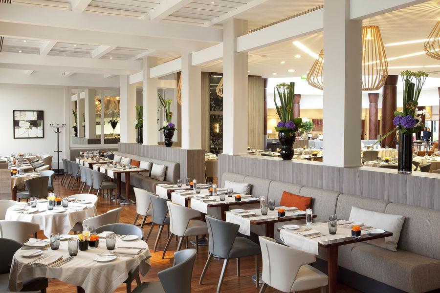 Paris Marriott Roissy Charles de Gaulle Airport Hotel **** Restaurant