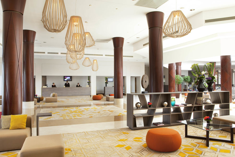 Paris Marriott Roissy Charles de Gaulle Airport Hotel **** Lobby