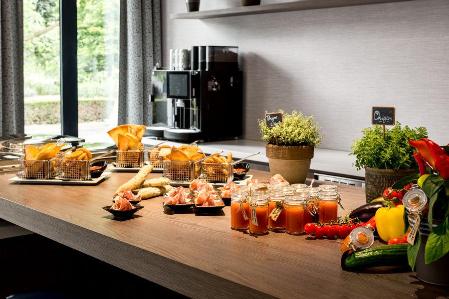 Paris Marriott Roissy Charles de Gaulle Airport Hotel **** Proposition culinaire