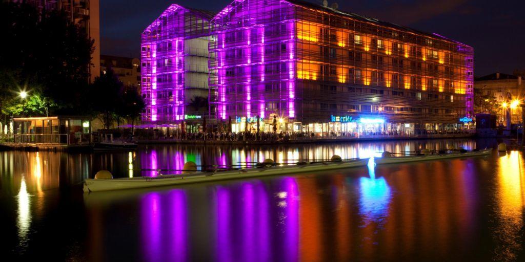 Holiday Inn Express Paris-Canal De La Villette *** Vu de l'extérieur