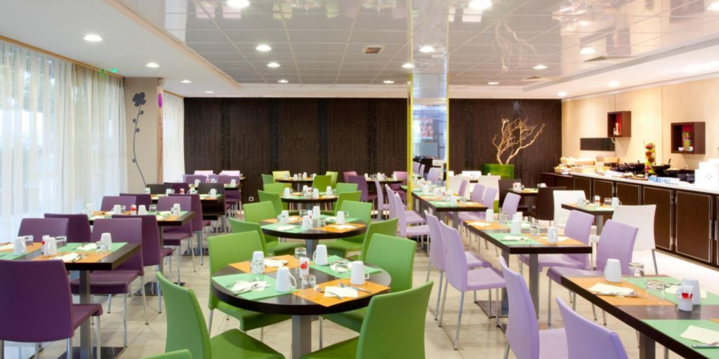 Holiday Inn Express Paris-Canal De La Villette *** Restaurant