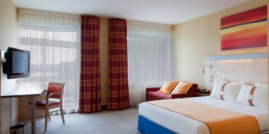 Holiday Inn Express Paris-Canal De La Villette *** Chambre