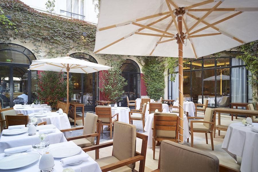 Hôtel Lancaster - Paris Champs-Elysées ***** Terrasse