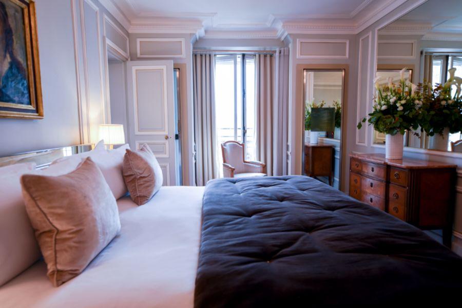 Hôtel Lancaster - Paris Champs-Elysées ***** Suite Deluxe