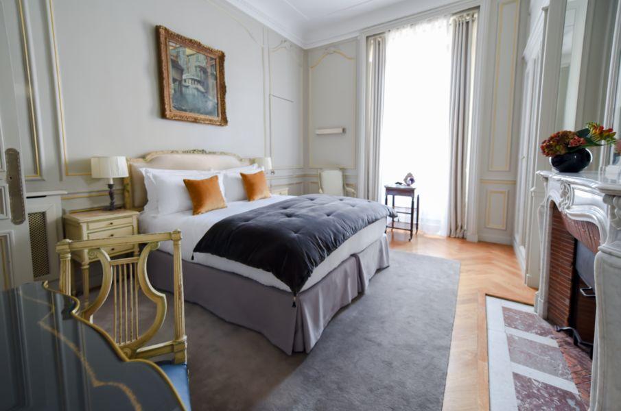 Hôtel Lancaster - Paris Champs-Elysées ***** Chambre Classique