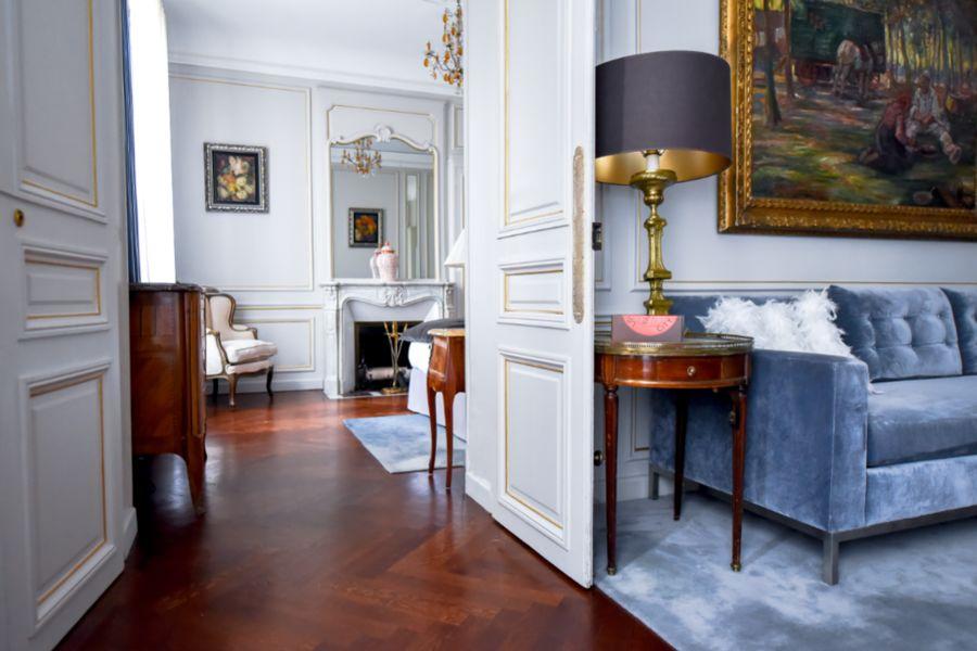 Hôtel Lancaster - Paris Champs-Elysées ***** Suite Executive Boris Pastoukhoff