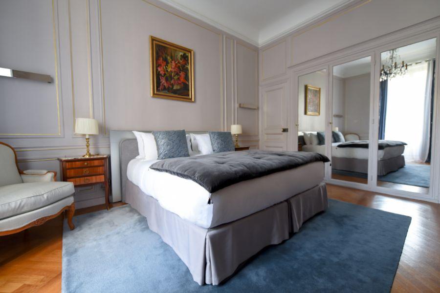Hôtel Lancaster - Paris Champs-Elysées ***** Chambre Deluxe