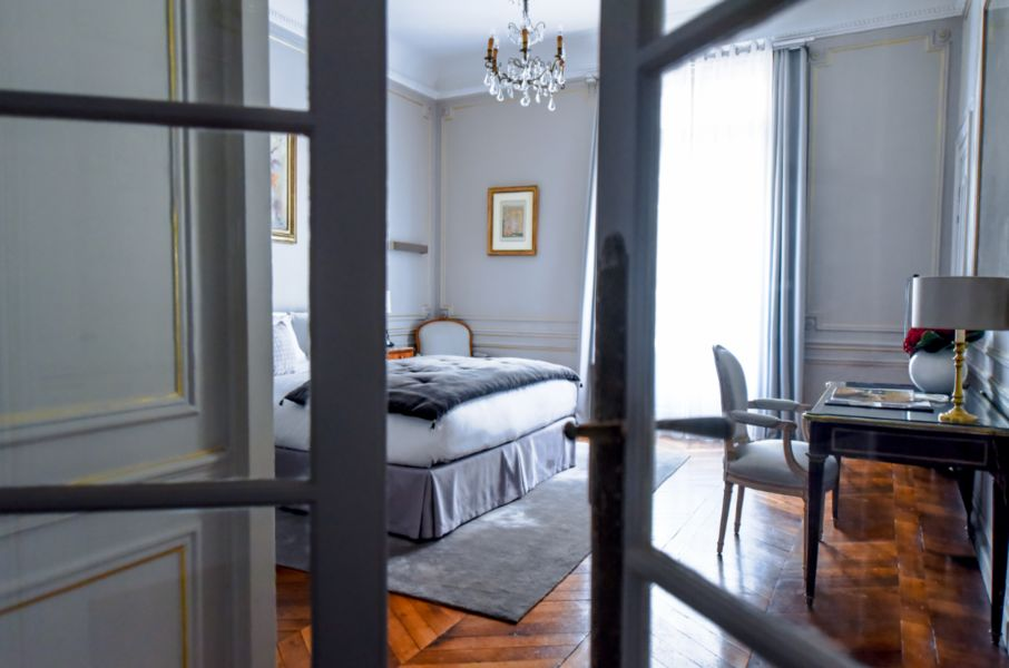 Hôtel Lancaster - Paris Champs-Elysées ***** Chambre Executive