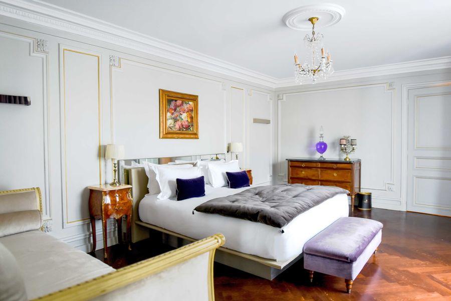 Hôtel Lancaster - Paris Champs-Elysées ***** Suite Executive  Emile Wolf