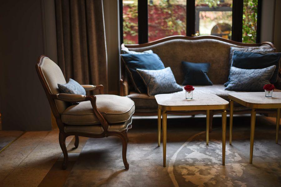 Hôtel Lancaster - Paris Champs-Elysées ***** Le Marlene Bar