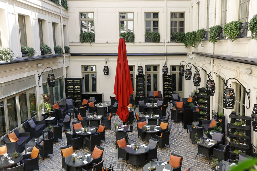 Buddha-Bar Hôtel Paris ***** Cour Pavée