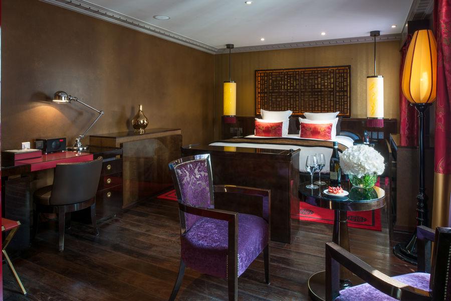 Buddha-Bar Hôtel Paris ***** Chambre Superior Queen