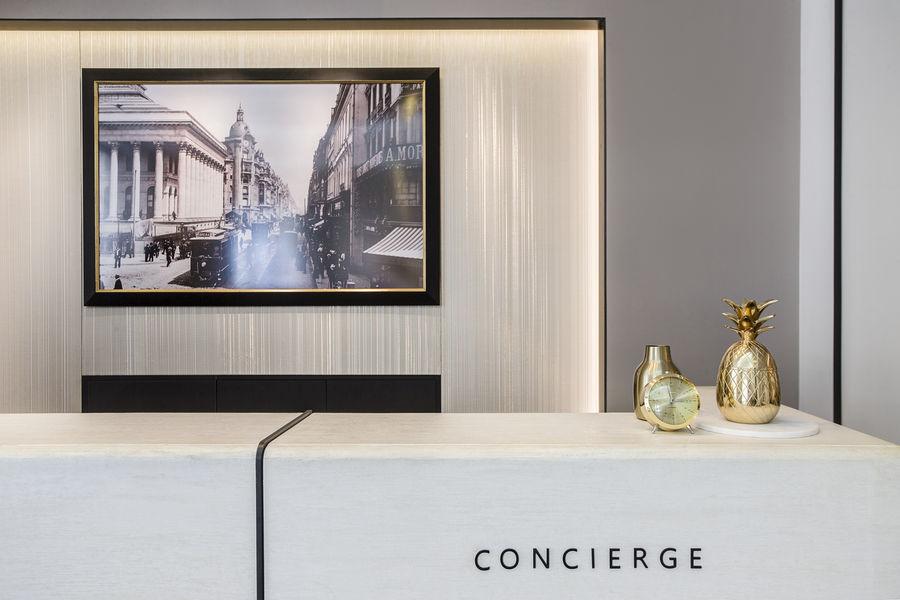 Hôtel Royal Saint Honoré **** Conciergerie