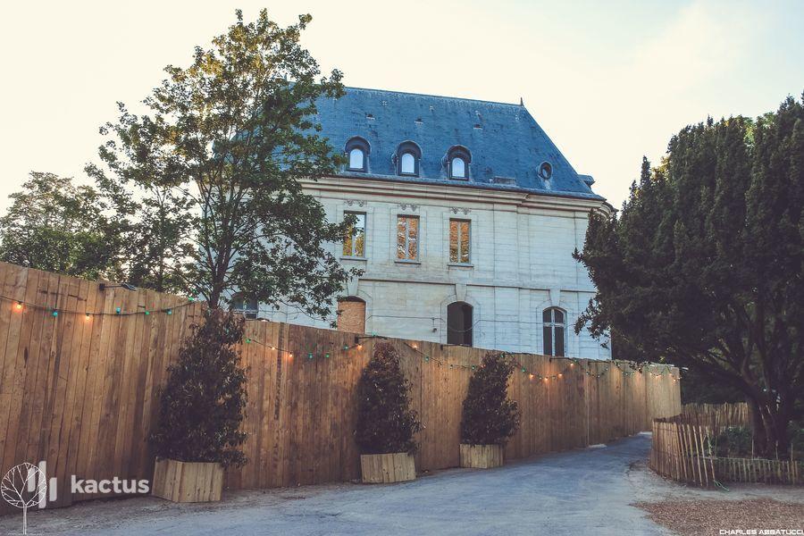 Château de Longchamp La Clairière