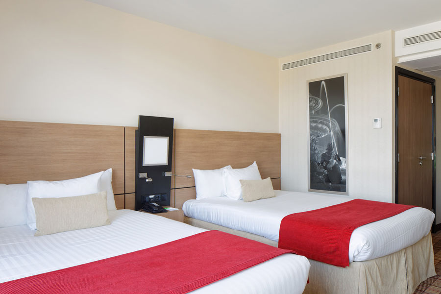 Courtyard by Marriott Paris Boulogne **** Chambre twin