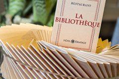 hotel-4-stars-restaurant-evian-la-bibliothèque