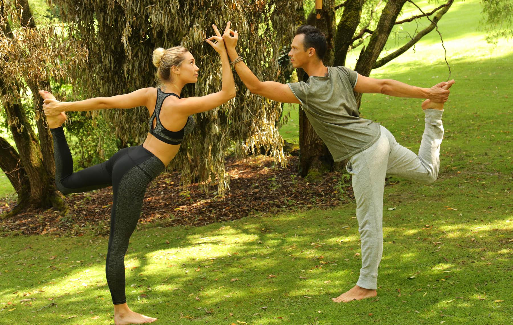 Image newsfeed Séjour Yoga Season Experience