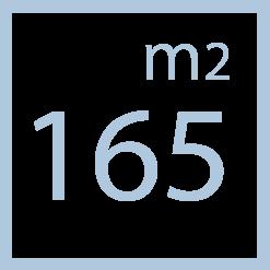 165m2