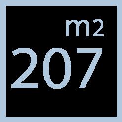 207m2