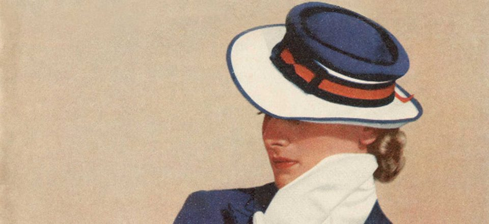 "Exhibition: ""Le Chic français (French style), images of women 1900-1950"""