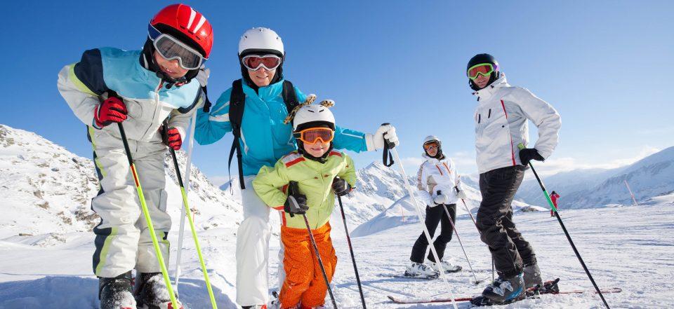 Ski Tour Famille