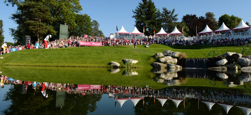 The Evian Championship 2016