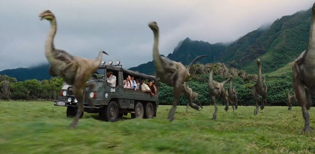 Watch The New 'Jurassic World' Trailer - Time