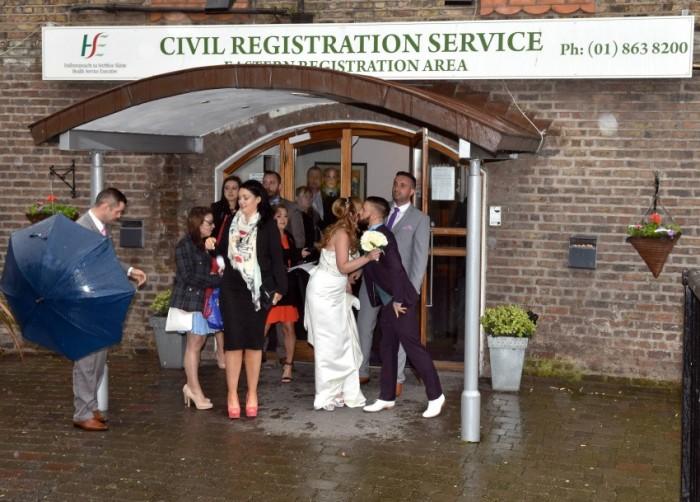 Clitheroe registry office wedding