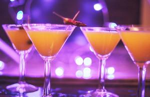 Fresh Ginger Martini