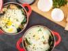 Vegetable Breakfast Baked with Eggs