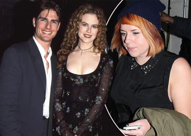 Tom cruise daughter bella