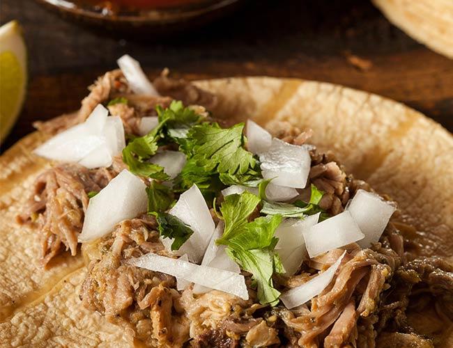 Juicy steak soft tacos-ideal in hot weather! - EVOKE.ie