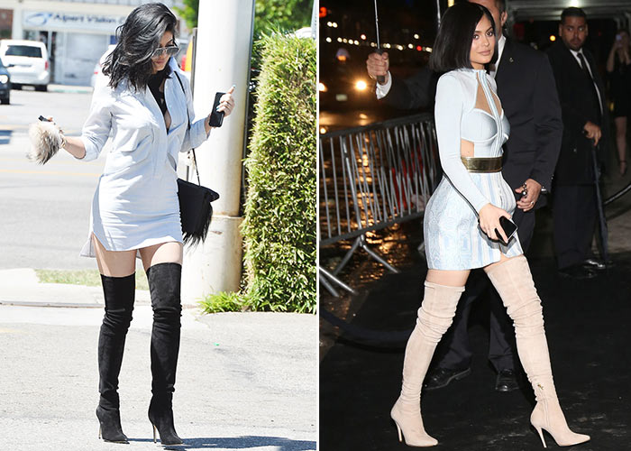 Can You Wear Knee-High Boots In Summer?