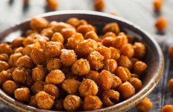 Roasted Chickpeas in Spices