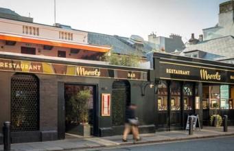 Marcel's Restaurant, Merrion Row