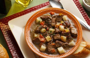 Slow Cooked Beef and Vegetable Stew