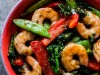 Skinny Chinese Prawn and Vegetables