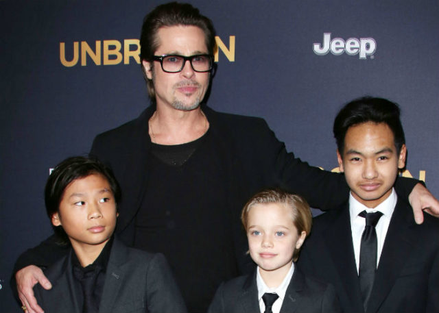 fallacy and brad pitt If you feel like moodily contemplating the fallacy of love and the reality of broken hope then the trailer for angelina jolie and brad pitt's new film, by the sea, ought to do the trick.