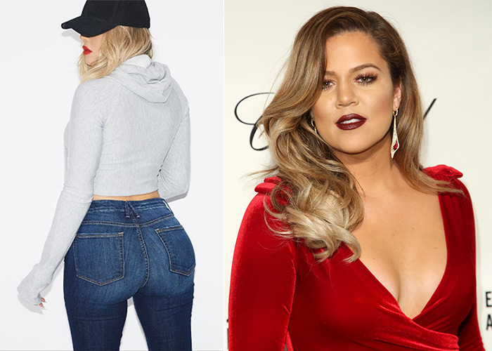 Here's A Look At Khloe Kardashian's Good America Collection