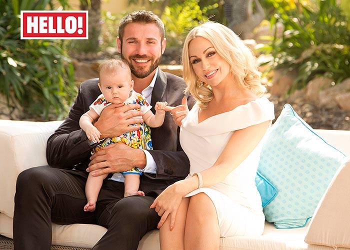 Pic: Hello Magazine