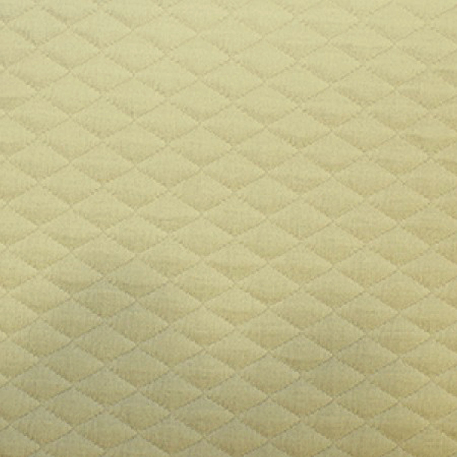 fabric quilting itm quilt material diamond white colours polyester stretch wide