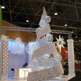 Bianco Natale, candido ed elegante