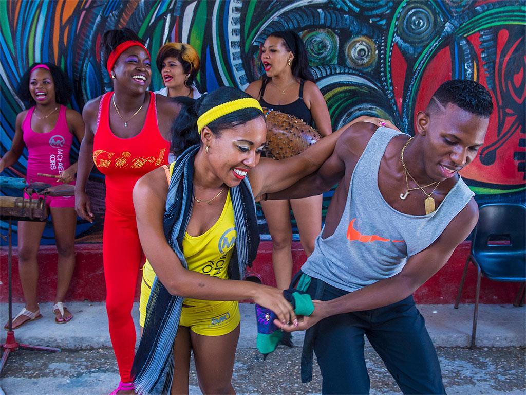 Kuuba tanssi