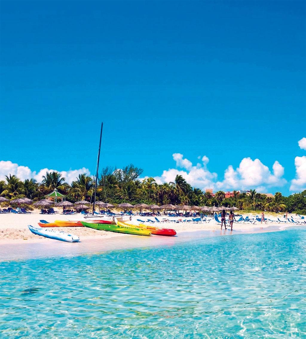 Kuuba ranta